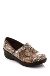 Godiva Dannis Slip On Shoe Brown