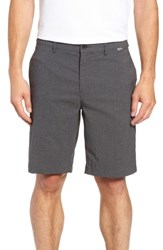 Travis Mathew Peel Out Shorts Grey Pinstripe