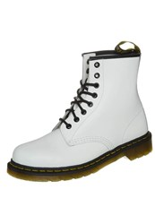 Dr. Martens Smooth 59 Last Laceup Boots White Off White