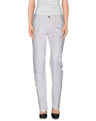 9.2 By Carlo Chionna Trousers Casual Trousers Women White