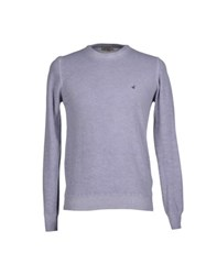 Brooksfield Knitwear Jumpers Men Grey