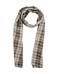 Selected Jeans Oblong Scarves Military Green