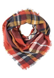 Only Onlalani Scarf Ketchup Red