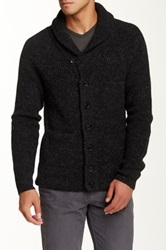 Apolis Cardigan Sweater Gray