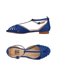 Bibi Lou Sandals Blue
