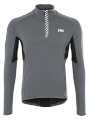 Helly Hansen Pace Long Sleeved Top Arctic Grey