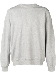 Stampd Slam Sweatshirt Grey