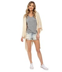 Rip Curl Lolita Cardigan Vanilla Women's Sweater Bone