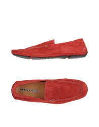 Fratelli Rossetti Loafers Brick Red