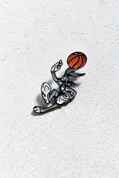 Urban Outfitters Space Jam Bugs Bunny Pin Grey