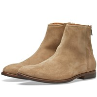 Paul Smith Jean Zip Boot Neutrals