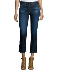 Ag Jeans The Jodi Flare Leg Cropped 2 Years Beginning