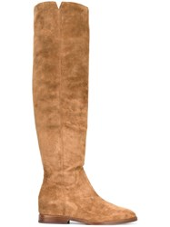 Ash 'Jess Russet' Boots Nude And Neutrals