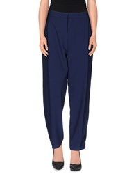 Siste's Siste' S Trousers Casual Trousers Women Dark Blue