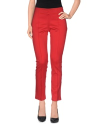 Pf Paola Frani Casual Pants Blue