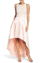 Eliza J Women's High Low Gown