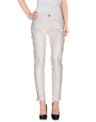 Nicwave Trousers Casual Trousers Women White