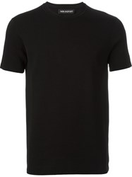 Neil Barrett Short Sleeve Sweater Black