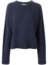 T By Alexander Wang Slouchy Knit Sweater