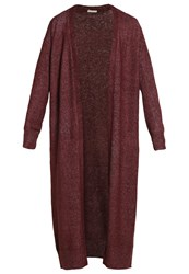 Noisy May Nmmiles Cardigan Decadent Chocolate Bordeaux