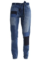 Wrangler Relaxed Fit Jeans Blue Denim