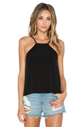 Lovers Friends X Revolve Mara Cami Black