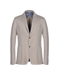 Havana And Co Co. Blazers Light Grey