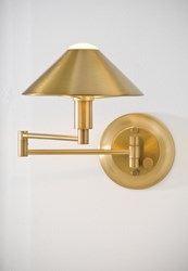 Holtkoetter 9416 Swing Arm Wall Sconce Yellow