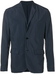 Zadig And Voltaire Classic Slim Fit Blazer Blue