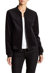 Bcbgeneration Corduroy Bomber Jacket Black