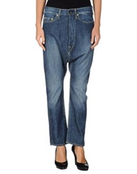 Nolita De Nimes Denim Pants Blue