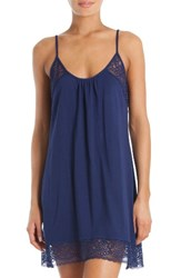 In Bloom By Jonquil Women's Chemise Navy