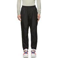 Juun.J Black Jogging Trousers