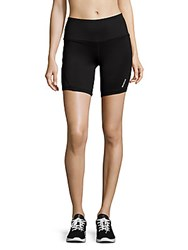 Reebok Super Charged Solid Shorts Black