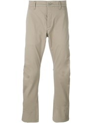 Attachment Straight Leg Trousers Nude And Neutrals