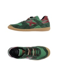 Munich Sneakers Green