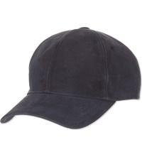 Ted Baker Spenso Suede Baseball Cap Navy