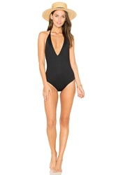 Vitamin A Bianca One Piece Black