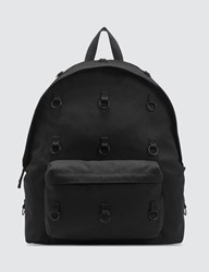 Raf Simons X Eastpak Padded Loop Backpack Black