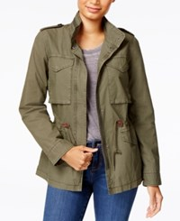 Levi's Military Jacket Army Green