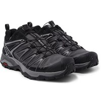 Salomon X Ultra 3 Gore Tex Hiking Shoes Gray