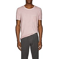 Atm Anthony Thomas Melillo Garment Dyed Cotton T Shirt Pink