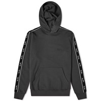 Coach Horse And Carriage Taped Popover Hoody Black