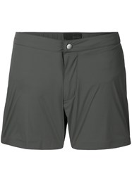 Rrd Slim Fit Swim Shorts Green