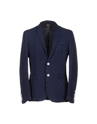 Hamaki Ho Suits And Jackets Blazers Men Blue