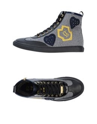 Galliano High Tops And Trainers Grey