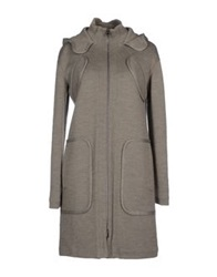 Liviana Conti Coats Dove Grey