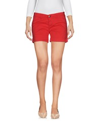 Fifty Four Shorts Red
