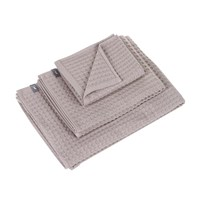 Moeve Waffle Piquee Towel Cashmere Neutral