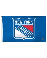 Wincraft New York Rangers Deluxe Flag Blue
